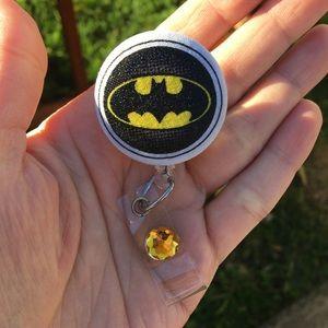 Batman Badge Holder
